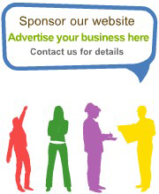 sponsor our website